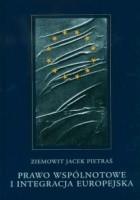 Prawo wspólnotowe i integracja europejska