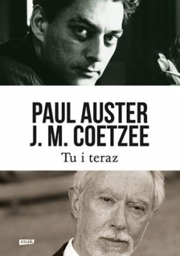 Okładka książki Tu i teraz. Listy 2008–2011
