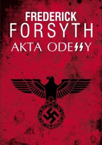 Okładka książki Akta Odessy