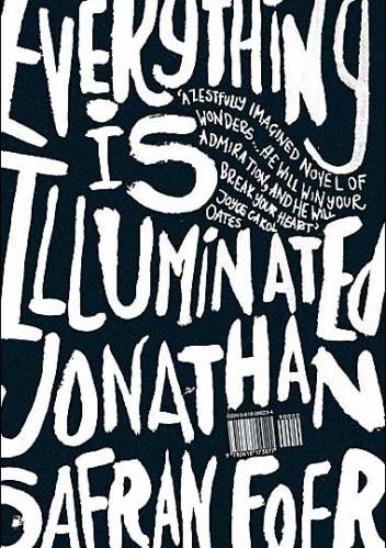 Okładka książki Everything Is Illuminated