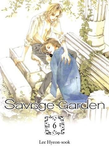 Okładka książki Savage Garden tom 6