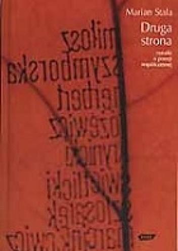 Okładka książki Druga strona. Notatki o poezji współczesnej