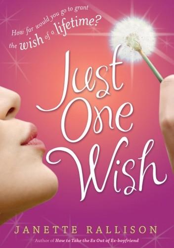 Okładka książki Just One Wish