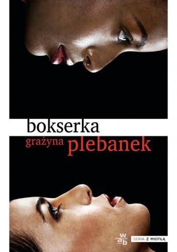 Okładka książki Bokserka