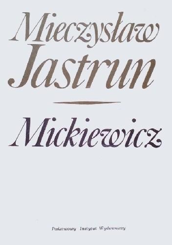 Okładka książki Mickiewicz