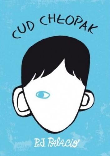 Okładka książki Cud chłopak