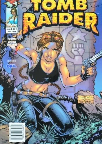 Okładka książki Tomb Raider 1/2002