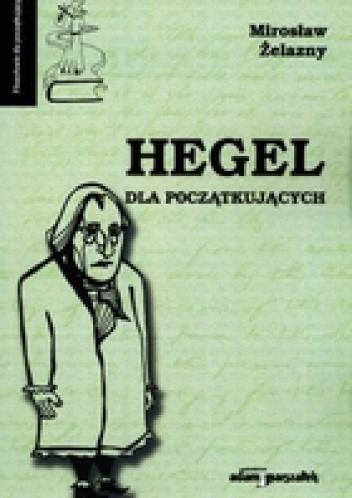 Okładka książki Hegel dla początkujących
