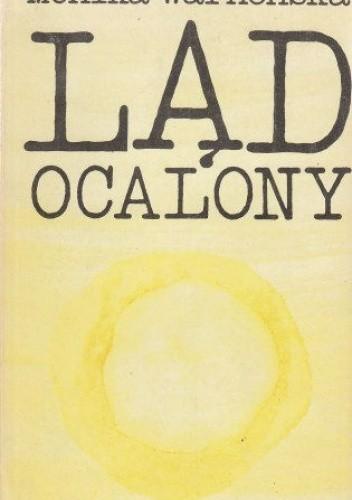 Okładka książki Ląd Ocalony