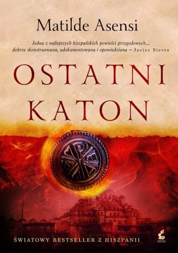 Okładka książki Ostatni katon