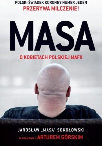 Okładka książki Masa o kobietach polskiej mafii