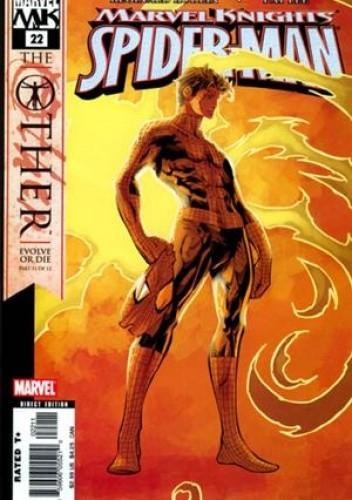 Okładka książki Marvel Knights: Spider-Man Vol 1 # 22 - The Other - Evolve or Die, Part 11 of 12: Destiny's Child