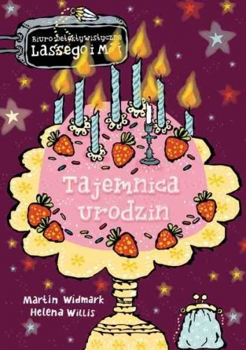 Okładka książki Tajemnica urodzin