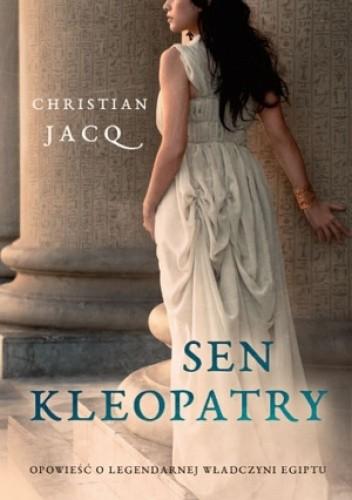 Okładka książki Sen Kleopatry
