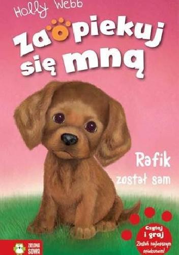Okładka książki Rafik został sam