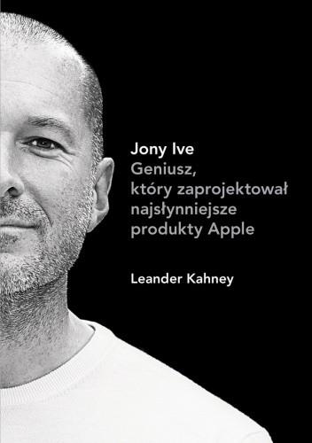 Okładka książki Jony Ive