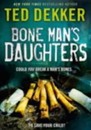 Okładka książki Bone man's daughter