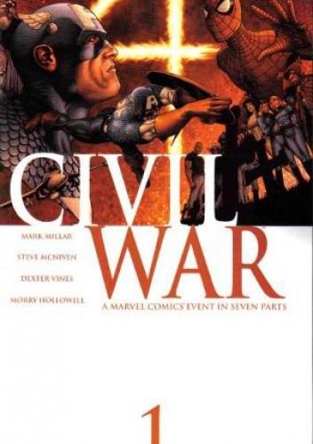 Okładka książki Civil War, Part 1 of 7