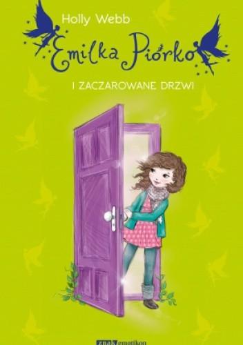 Okładka książki Emilka Piórko i zaczarowane drzwi
