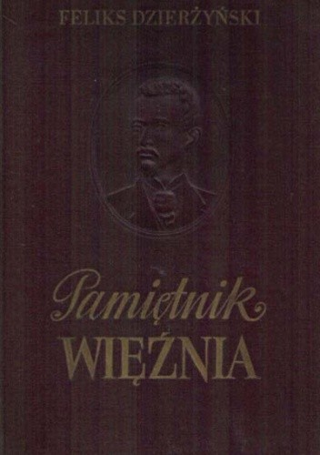 Okładka książki Pamiętnik więźnia