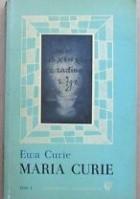 Maria Curie tom 1