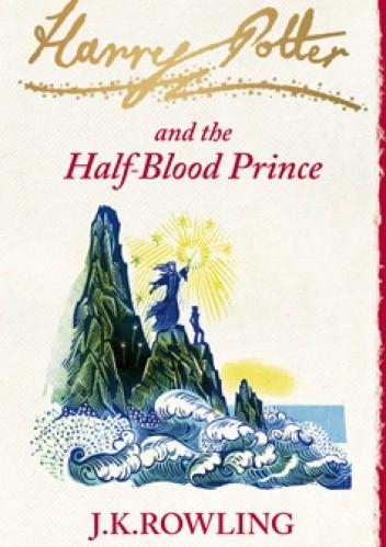 Okładka książki Harry Potter and the Half-Blood Prince