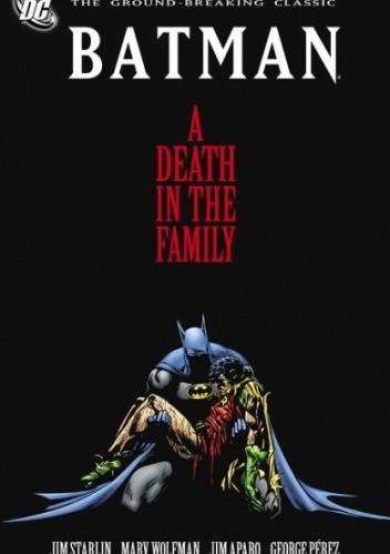 Okładka książki Batman: A Death in the Family