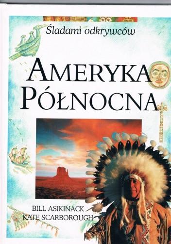 Okładka książki Ameryka Północna