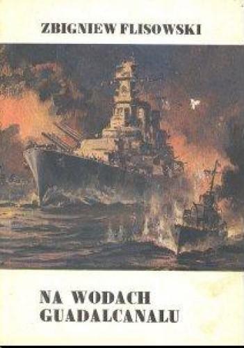 Okładka książki Na wodach Guadalcanalu