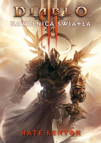 Okładka książki Diablo III: Nawałnica światła