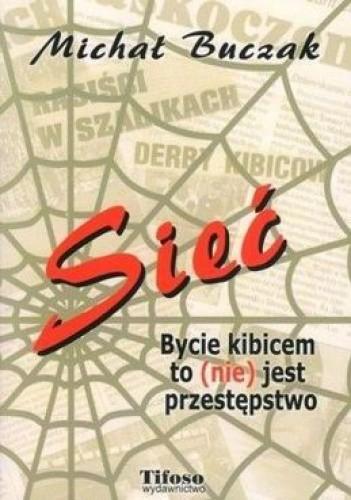 Okładka książki Sieć