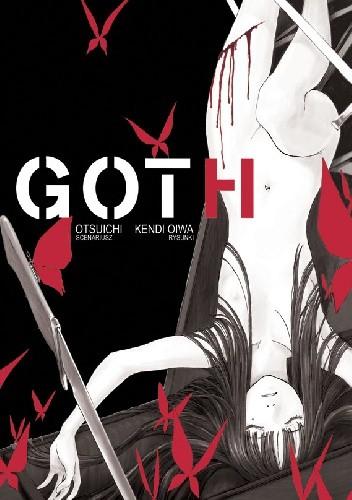 Okładka książki Goth