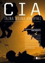 Okładka książki CIA Tajna wojna ameryki