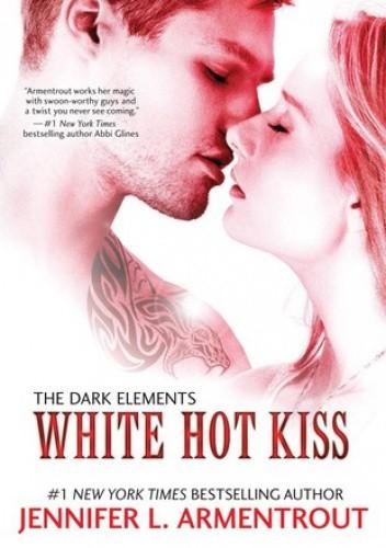Okładka książki White Hot Kiss