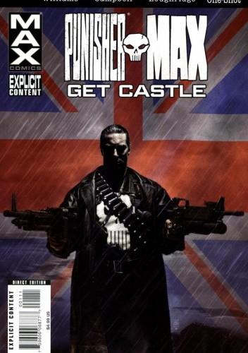 Okładka książki Punisher MAX: Get Castle