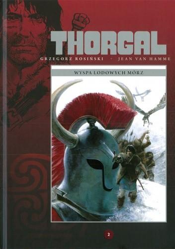 Okładka książki Thorgal: Wyspa lodowych mórz
