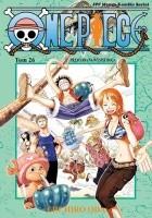 One Piece tom 26 - Przygoda na wyspie Boga