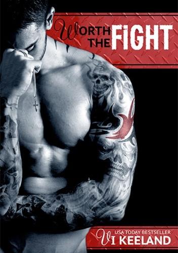 Okładka książki Worth the Fight