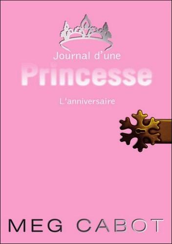 Okładka książki Journal d'une princesse 5:  L'anniversaire
