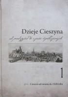 Dzieje Cieszyna od pradziejów do czasów współczesnych. Tom 1 Dzieje Cieszyna od zarania do schyłku średniowiecza (1528)
