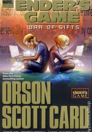 Okładka książki Ender's Game: War of Gifts