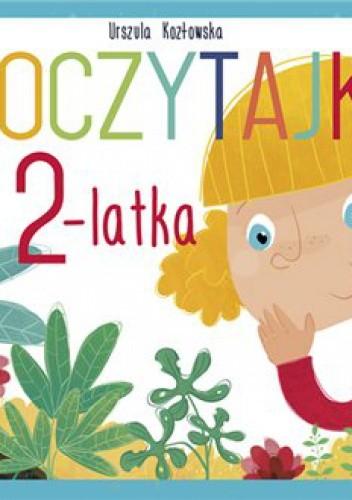 Okładka książki Poczytajki 2-latka