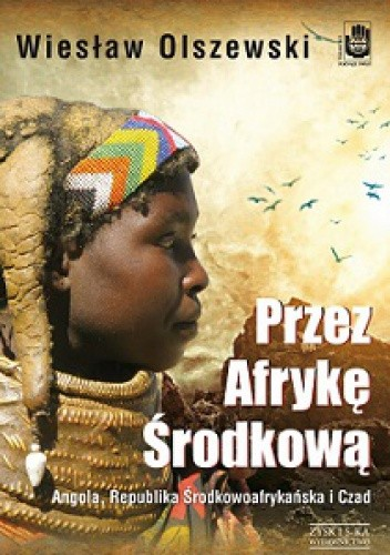 Okładka książki Przez Afrykę Środkową