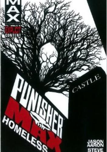 Okładka książki PunisherMAX Vol. 4: Homeless