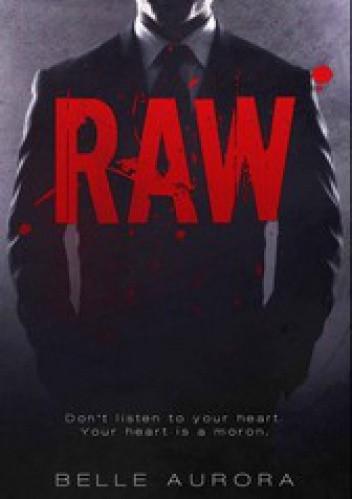 Okładka książki Raw