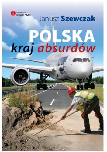 Okładka książki Polska kraj absurdów