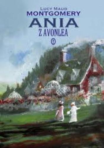 Okładka książki Ania z Avonlea