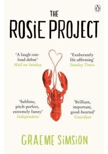 Okładka książki The Rosie Project