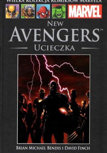 Okładka książki New Avengers: Ucieczka