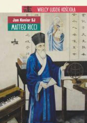 Okładka książki Matteo Ricci